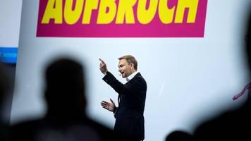 Wissing ist Generalsekretär: Lindner stellt FDP vor Bundestagswahl neu auf
