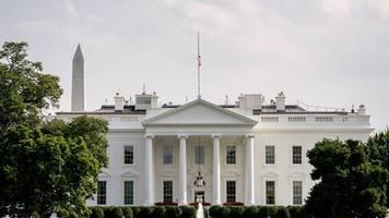 USA. An Trump adressiert – Brief mit Gift offenbar ans Weiße Haus geschickt