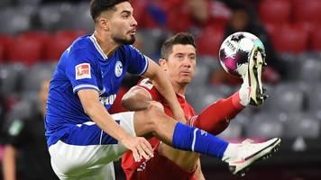 Schalker Serdar erleidet im Bayern-Spiel Muskelverletzung