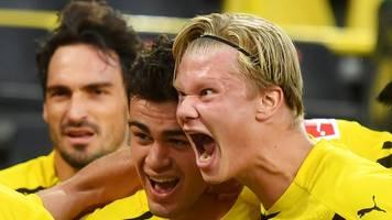 1. Spieltag - BVB-Spektakel zum Start: 3:0 im Topspiel gegen Gladbach