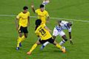 Bundesliga, 1. Spieltag - Live-Ticker: Borussia Dortmund empfängt Borussia Mönchengladbach zum Topspiel