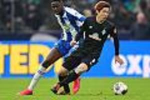Bundesliga im Live-Stream - So sehen Sie Werder Bremen - Hertha BSC Berlin live im Internet