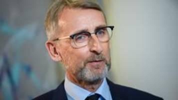 Amt für Katastrophenschutz: Schuster soll Chef werden