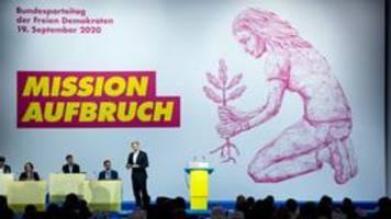 fdp-parteitag in berlin: weichenstellungen, aber kein aufbruch