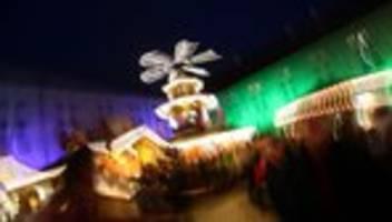 Bayern: Markus Söder will Weihnachtsmärkte trotz Corona-Pandemie