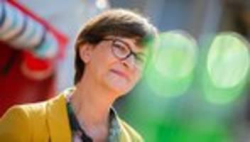 Corona-Pandemie: Saskia Esken fordert kostenlose Nachhilfe für benachteiligte Schüler