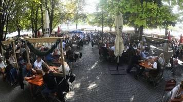 Abgesagtes Oktoberfest: «Tiefes Lebensgefühl» - München feiert Wiesn-Ersatz