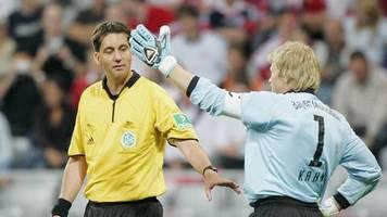 Fußballsprüche 2020: Der Einzige, den ich gesiezt hab, war Olli Kahn. Ich war Mitte 20 und hatte Angst