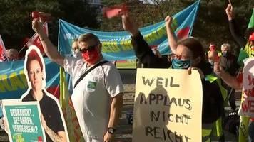 Video: Gewerkschaften kündigen Warnstreiks im öffentlichen Dienst an