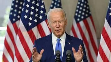 Biden ruft Senatoren zu Votum über Ginsburg-Nachfolge erst nach US-Wahl auf