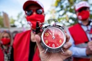 Streik: Öffentlicher Dienst tritt am Dienstag in den Warnstreik