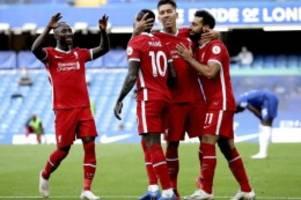 Premier League: Doppelpack Mané: Liverpool gewinnt in Überzahl bei Chelsea