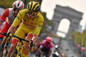 radsport: tour de france: tadej pogacar holt beim debüt den titel
