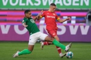 1. Spieltag: Nullnummer in Wolfsburg: Leverkusen ohne Havertz zu harmlos