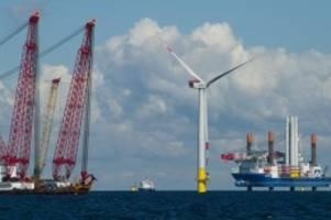 energie: energiekonzern enbw mit windpark baltic 2 zufrieden