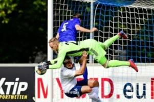 Fußball: Pinneberger Vereine legen einen Fehlstart hin
