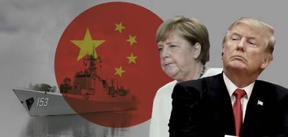 chinas fehlkalkulation