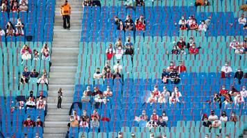Keine Probleme mit 8500 Fans bei RB Leipzig