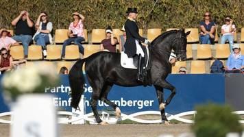 Werth schlägt zurück: 16. Titel bei Dressur-Meisterschaften