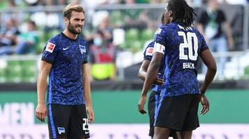 Kapitän und Mannschaftsrat bei Hertha BSC sicherlich bald