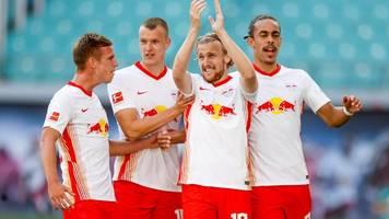 1. Spieltag: RB Leipzig mit Heimsieg gegen schwache Mainzer