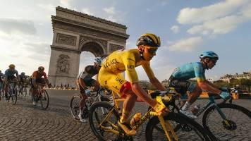 Tour de France: Pogacar zweitjüngster Gesamtsieger - Bennett gewinnt Etappe
