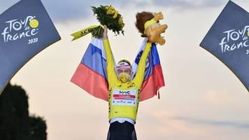 Tour de France: Super-Poga als Sieger am Ziel - Fühlt sich verrückt an