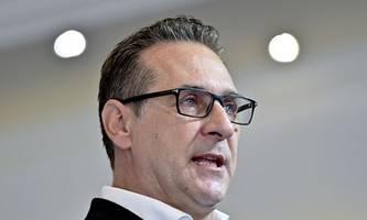 Wien-Wahl: Strache sieht Kontenöffnung gelassen