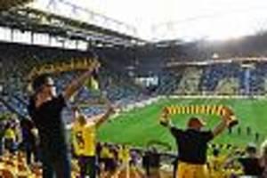 Bei Sieg gegen Gladbach - Die surreale Süd in Dortmund: BVB-Fans verspüren besondere Verantwortung