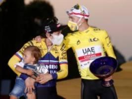 tour-sieger tadej pogacar: doping ist ein vergehen im hier und jetzt