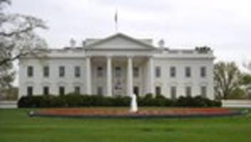 USA: Mutmaßliche Absenderin des Rizin-Briefs ans Weiße Haus festgenommen