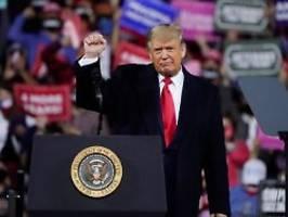 Schlachtfeld Supreme Court: Konservative hoffen auf Trumps Umsturz