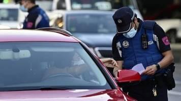 neuer zweiwöchiger lockdown in teilen madrids in kraft getreten