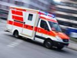 Zwei Tote und 136 Verletzte bei Unfällen in Brandenburg