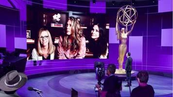 US-Fernsehpreis: Emmy Awards: Viel Kritik an Trump – und eine deutsche Siegerin