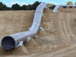 pipeline: graben in der union