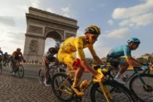 107. Frankreich-Rundfahrt: Pressestimmen zum Tour-de-France-Sieger Tadej Pogacar