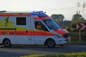 Unfälle: Fußgänger und Radfahrer bei Unfällen schwer verletzt