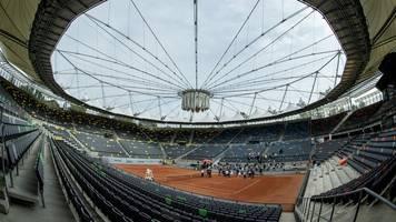ATP-Turnier: Trotz Corona wieder Zuschauer beim Tennis in Hamburg