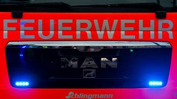Tote bei Wohnhausbrand in Gonbach