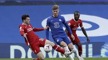 premier league - chelsea-pleite gegen liverpool: realitätscheck für werner