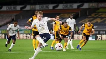Premier League: Man City gewinnt ohne positiv auf Corona getesteten Gündogan