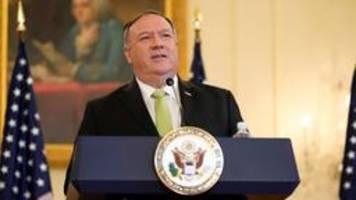 iran-sanktionen: us-außenminister pompeo warnt europäer