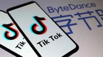 Streit um Video-App: TikTok-Mutterkonzern widerspricht Trump