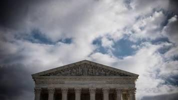 Mehrheit im US-Senat für Trumps Kandidatin für Supreme Court so gut wie sicher