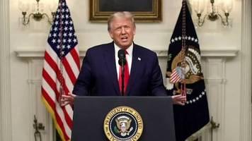 Video: Trump stellt China vor UN wegen Virus-Krise an den Pranger