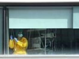 Alle Intensivbetten in Madrider Uniklinik mit Covid-19-Patienten belegt