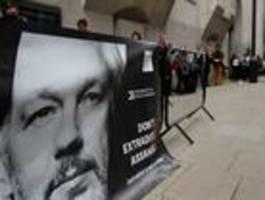 psychiater hält wikileaks-gründer für suizidgefährdet
