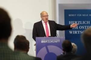 Konjunktur: Ostdeutsche Wirtschaft: Corona auch eine Chance