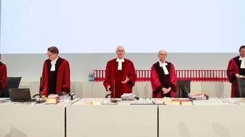 Bundesverwaltungsgericht: Gericht verhandelt Klagen gegen den Fehmarnbelttunnel